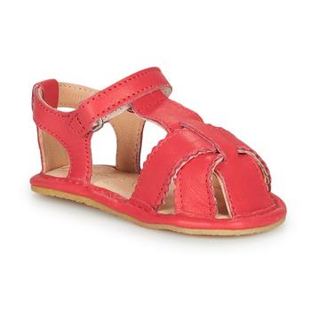 Schuhe Kinder Hausschuhe Easy Peasy BLUNA MOU PINK PARADISE MOU/PATIN