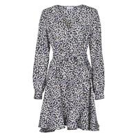 Vêtements Femme Robes courtes Betty London NAZUR Marine / Blanc