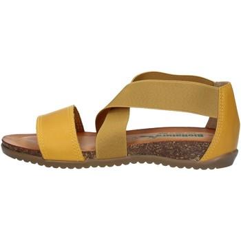 Chaussures Femme Sandales et Nu-pieds Bionatura 34 A 825 JAUNE