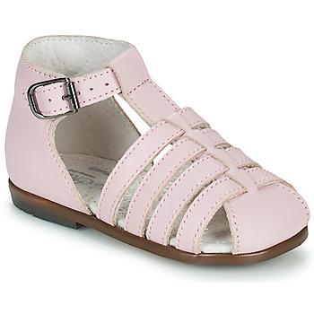 Chaussures Fille Sandales et Nu-pieds Little Mary JULES VTE GUIMAUVE DPF/ODEON