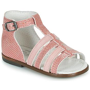 Schuhe Mädchen Sandalen / Sandaletten Little Mary HOSMOSE VTE VIPERA-CANDY DPF/ODEON