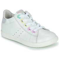 Schuhe Mädchen Sneaker High Little Mary DOROTHE Weiß