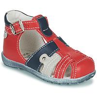 Chaussures Garçon Sandales et Nu-pieds Little Mary VERCORS VTE CORAIL DPF/MARTIN