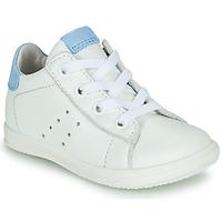 Schuhe Jungen Sneaker Low Little Mary DUSTIN Weiß