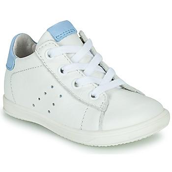 Scarpe Bambino Sneakers basse Little Mary DUSTIN VTE IVOIRE-CIEL DPF/EXPRESS
