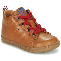Schuhe Jungen Sneaker High Little Mary LEON Braun,