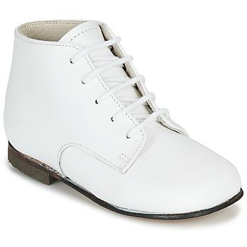 Schuhe Kinder Boots Little Mary FL Weiß