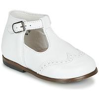 Chaussures Enfant Sandales et Nu-pieds Little Mary FRANCOIS VACHETTE BLANCHE