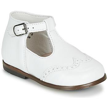 Schuhe Kinder Sandalen / Sandaletten Little Mary FRANCOIS Weiß