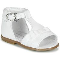 Schuhe Mädchen Sandalen / Sandaletten Little Mary GAELLE VOLGA BIANCO