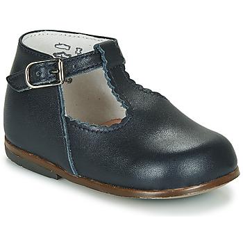 Chaussures Fille Sandales et Nu-pieds Little Mary BASTILLE VACHETTE MARINE