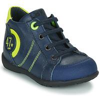 Schuhe Jungen Boots Little Mary FELIX Marineblau