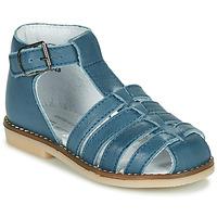Schuhe Kinder Sandalen / Sandaletten Little Mary JOYEUX Blau