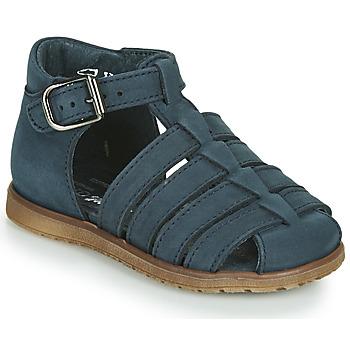 Schuhe Kinder Sandalen / Sandaletten Little Mary LIXY Blau