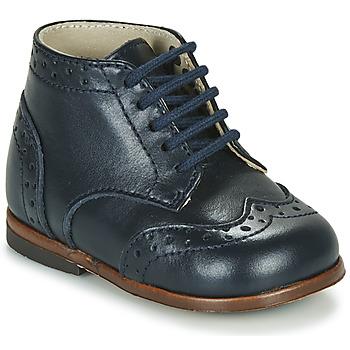 Schuhe Jungen Boots Little Mary LORD Blau