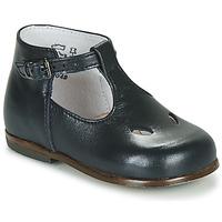 Chaussures Garçon Sandales et Nu-pieds Little Mary MAX VACHETTE MARINE