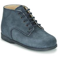 Schuhe Jungen Boots Little Mary MILOT Blau
