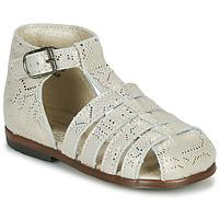 Schuhe Mädchen Sandalen / Sandaletten Little Mary JULES Golden