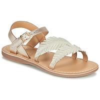Chaussures Fille Sandales et Nu-pieds Little Mary LORETTE *DORE