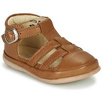 Schuhe Kinder Sandalen / Sandaletten Little Mary LAIBA *SAUVAGE TABAC