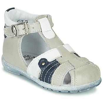 Chaussures Garçon Sandales et Nu-pieds Little Mary VERCORS *SAUVAGE TOURBE