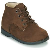 Schuhe Jungen Boots Little Mary MILOT Braun,
