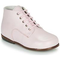 Schuhe Mädchen Boots Little Mary MILOTO VACHETTE GUIMAUVE