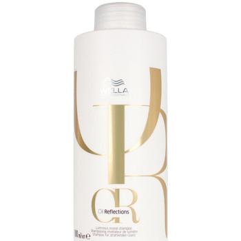 Beauté Shampooings Wella Or Oil Reflections Luminous Reveal Shampoo  1000 ml
