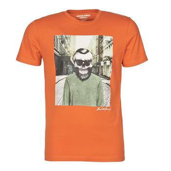 Kleidung Herren T-Shirts Jack & Jones JORSKULLING