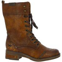 Chaussures Femme Boots Mustang 1293-510 cognac