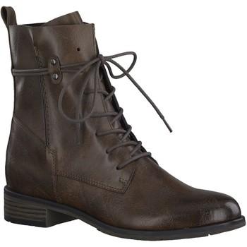 Chaussures Femme Bottines Marco Tozzi 25110 café