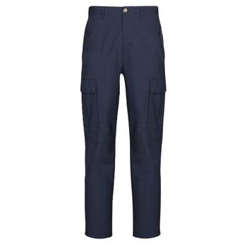 Kleidung Herren Cargo Hosen Aigle BESTICOL Marineblau