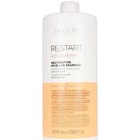 Beauté Shampooings Revlon Re-start Recovery Restorative Micellar Shampoo  1000 ml