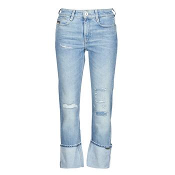 Abbigliamento Donna Jeans dritti G-Star Raw NOXER HIGH STRAIGHT WMN