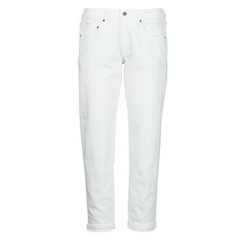 Kleidung Damen Boyfriend Jeans G-Star Raw KATE BOYFRIEND WMN Weiß