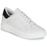 Schuhe Herren Sneaker Low André ALEX Weiß