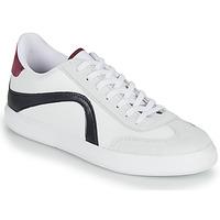 Schuhe Herren Sneaker Low André POLO Weiß