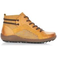 Chaussures Femme Boots Remonte Dorndorf r1499 jaune