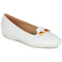 Schuhe Damen Ballerinas Geox D ANNYTAH Weiß