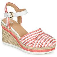 Schuhe Damen Sandalen / Sandaletten Geox D PONZA