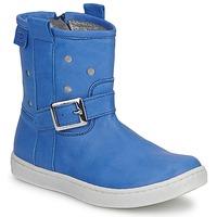 Chaussures Fille Boots Pinocchio RABIDA Bleu
