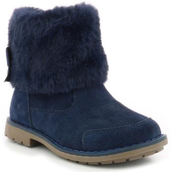 Chaussures Fille Boots Mod'8 Stelie MARINE