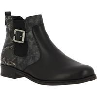 Chaussures Femme Bottines Remonte Dorndorf r6382 noir