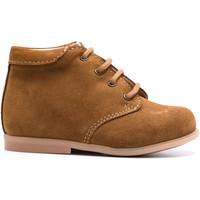 Chaussures Enfant Boots Boni & Sidonie Chaussure premiers pas en daim - NOA Daim Marron