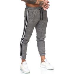 Vêtements Homme Pantalons de survêtement Cabin Jogging homme tendance Jogging R-1226 gris Gris