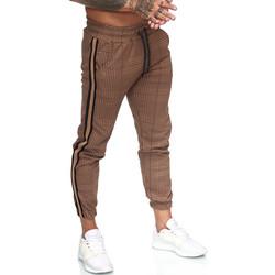 Vêtements Homme Pantalons de survêtement Cabin Jogging imprimé pour homme Jogging R-1226 marron Marron