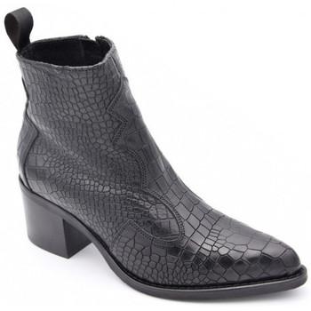 Chaussures Femme Boots Semerdjian er3682 Noir
