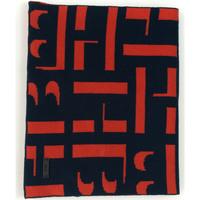 Accessoires textile Echarpes / Etoles / Foulards Hugo Boss MONOGRAMMOHB-50443041402 Blu/arancio