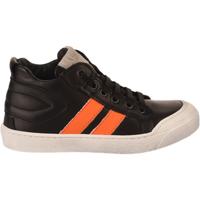 Chaussures Garçon Baskets mode Fétélacé Baskets garçon - FéTéLACé - Noir - 26 NOIR