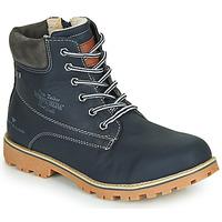 Chaussures Garçon Boots Tom Tailor 70502-NAVY